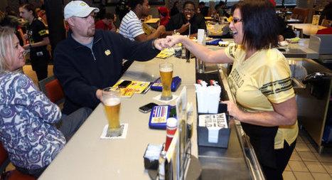 Buffalo Wild Wings Woos Diners, One Beer at a Time - DailyFinance | Beer | Scoop.it