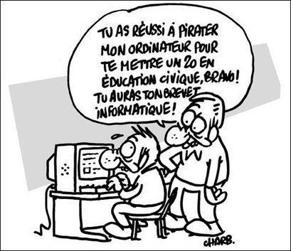Charb | Enseigner avec le numérique | Scoop.it