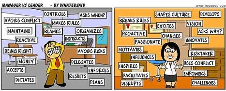 School Principals as Leaders   Leadership & Management @Work   Scoop.it