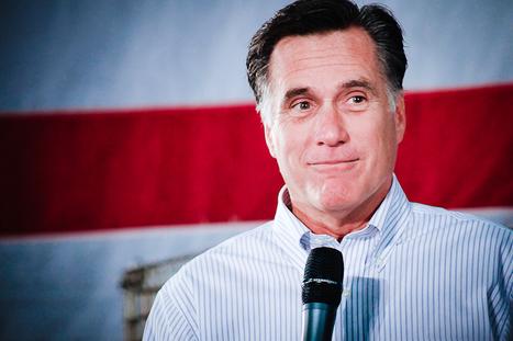 Les mystérieuses bases de données de Mitt Romney | Ca m'interpelle... | Scoop.it