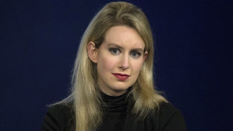 What investors can learn from the meteoric rise and dizzying fall of Theranos   Innovation Strategies   Scoop.it