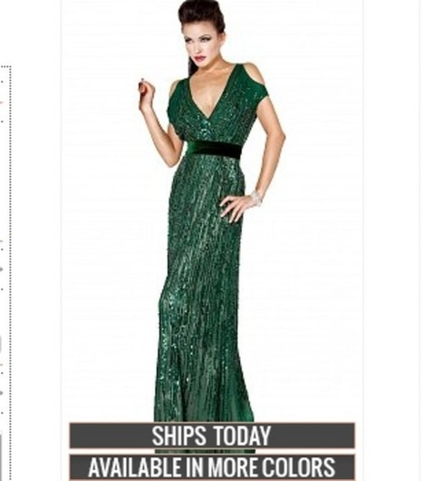 Couture Dresses - Buy Evening Couture Dresses Online at theDRESSroom | thedressroom | Scoop.it
