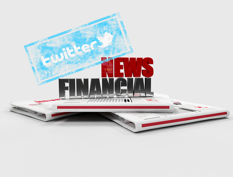 Twitter as the Preferred Financial News Source? | Social Media Today | All about Web | Scoop.it