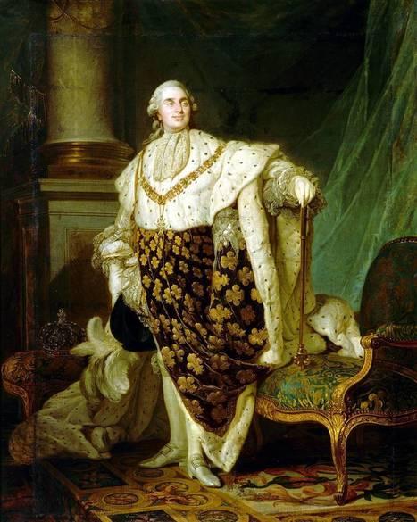 #130 ❘ LOUIS XVI ❘ 1754-1793 | # HISTOIRE DES ARTS - UN JOUR, UNE OEUVRE - 2013 | Scoop.it