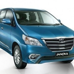 Toyota launches new Innova priced at Rs. 12.45 lakh - Gaadi.com | Mahindra Cars India | Scoop.it