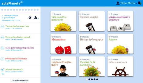 aulaPlaneta, ahora para iPad y tabletas Android -aulaPlaneta | M-learning | Scoop.it