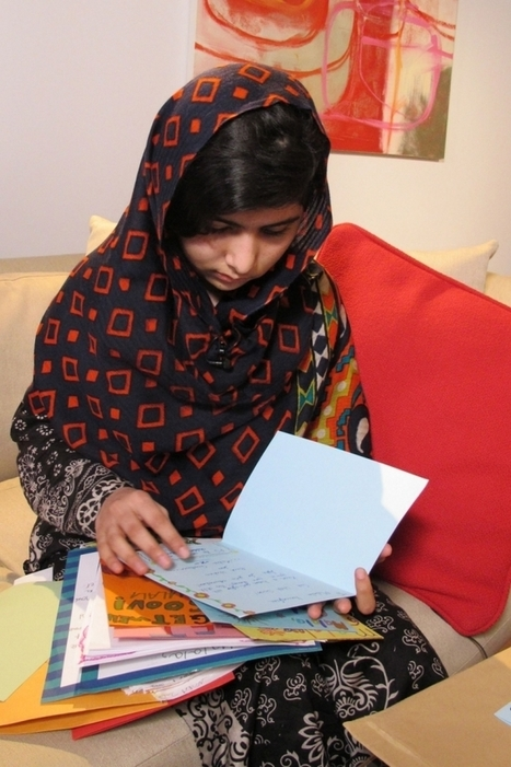 'Today you can see that I am alive' – Malala Yousufzai gives video statement | The Blog's Revue by OlivierSC | Scoop.it