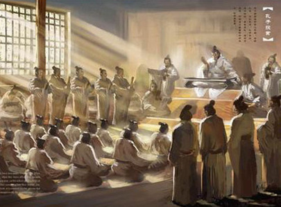 The Influences of Confucius - China culture | Ancient China | Scoop.it