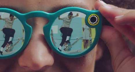 Snapchat lance ses premières lunettes connectées et change de nom | Web 2.0 et société | Scoop.it