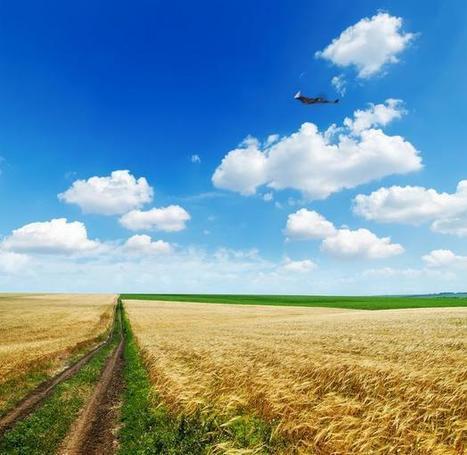 Drones para la gestión de explotaciones agrarias | Managing Technology and Talent for Learning & Innovation | Scoop.it