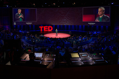 The hard problem of consciousness: David Chalmers at TED2014 | TED Blog | REASON & EXPERIENCE | Scoop.it