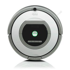 Comparaison et différences entre les Roomba de la série 700 : 760 ...   Les robots domestiques   Scoop.it