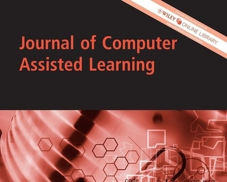 Top Journals for e-Learning Research | e-Learning and Virtual Teams | Educación y TIC | Scoop.it