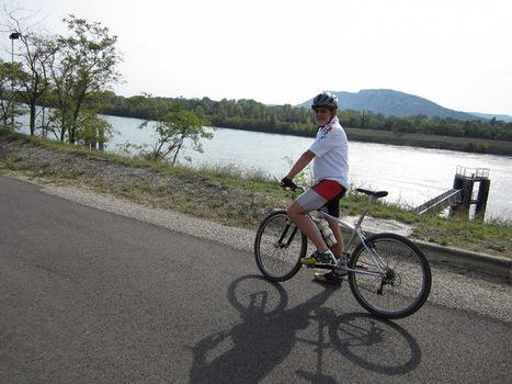 ViaRhôna (blog du Mich) | ViaRhôna à vélo, du Léman à la Méditérranée | Scoop.it