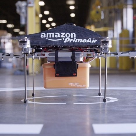 Even if the law lets them fly, Amazon's delivery drones are still nonsense - Wired.co.uk | Peer2Politics | Scoop.it
