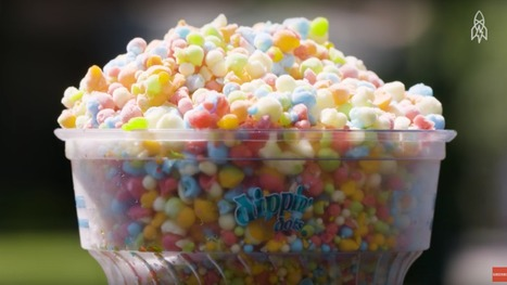 Watch: How Dippin' Dots Became 'the Ice Cream of the Future' | Urban eating | Scoop.it