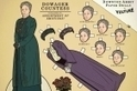 Print Out Vulture's Downton Abbey Paper Dolls | Crescatological Musings | Scoop.it