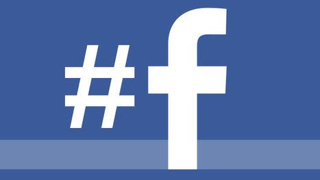 Enquête : le hashtag de Facebook peu sollicité | CULTURE PUB WORLD | Scoop.it