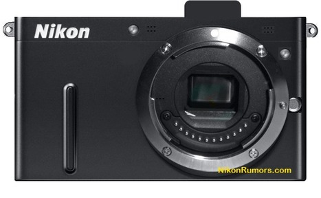 First mockups of Nikon's mirrorless interchangeable lens camera | Nikon News & Rumors | Everything Photographic | Scoop.it