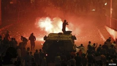 Bloodshed returns to Egypt's streets   Egypt and Syria- Annalee Eigo   Scoop.it
