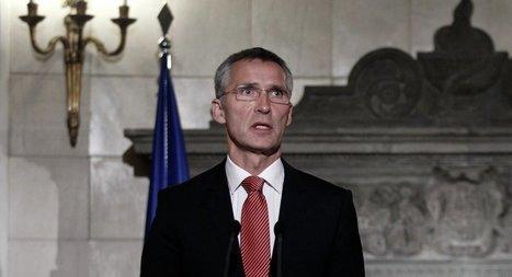 Le secrétaire général de l'Otan se rend en Géorgie | Géopoli | Scoop.it