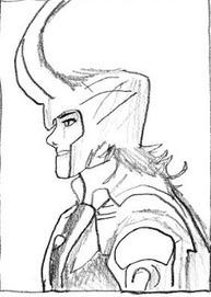 Dibujando a Loki | Aprendizaje Y Apoyo Escolar fuera del Aula | Scoop.it