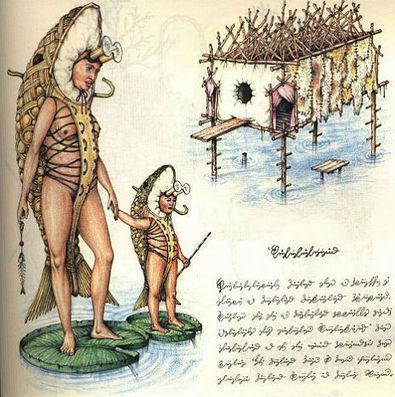 Codex Seraphinianus e o mistério do livro escrito em uma língua que não existe   Investigación Misterio   Scoop.it