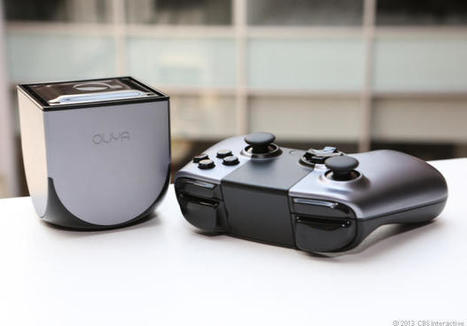 Ouya Game Console | GamingShed | Scoop.it