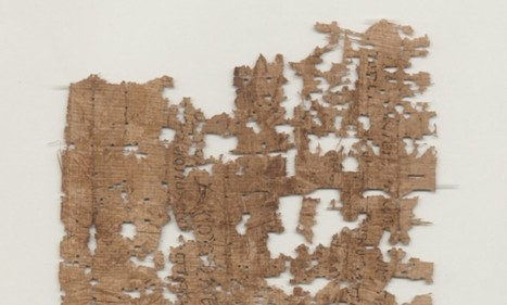 The 1800 year old letter that reveals life as a Roman soldier | Ancient Rome | Scoop.it