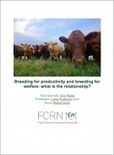 Breeding for productivity and breeding for welfare: what is the relationship? | Food Climate Research Network (FCRN) | Agrarforschung | Scoop.it