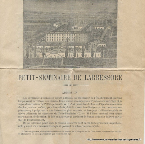 Retours vers les Basses-Pyrénées | GenealoNet | Scoop.it
