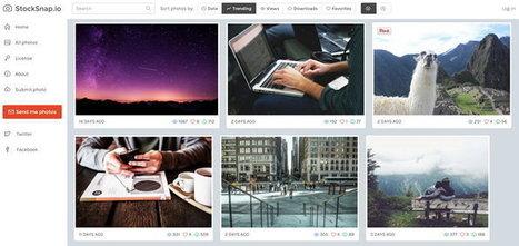 Cientos de hermosas fotografías de alta calidad para descargar gratis | Aulatech | Scoop.it