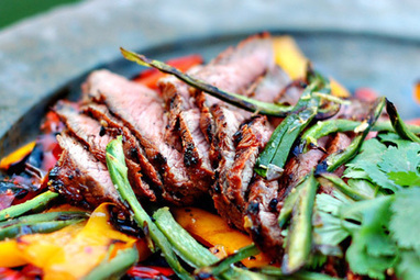 #Recipe / Chipotle Lime Steak | dinethenation | Scoop.it