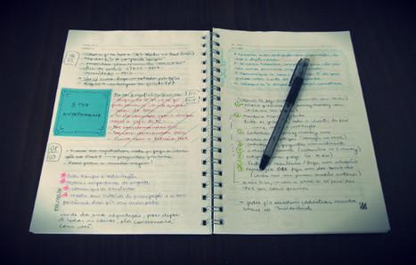 Como eu organizo as ideias para o blog - Vida Organizada | Linguagem Virtual | Scoop.it