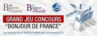 On Partage En Français: Bourses de la Francophonie 2016   FLE info   Scoop.it