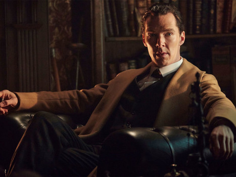 'Sherlock': 10 Things You May Not Know About 'The Abominable Bride' | BBC America | Sherlock Holmes and Dr Watson | Scoop.it