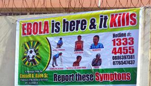 Ebola : le Sénégal ferme sa frontière avec la Guinée, 13 décès suspects en RDC | Médiathèque UNHCR Sénégal | Scoop.it