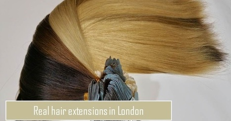 A Look At The Positives Of Getting Human Hair Extensions Done To Cover Baldness   Hair Extensions London   Scoop.it