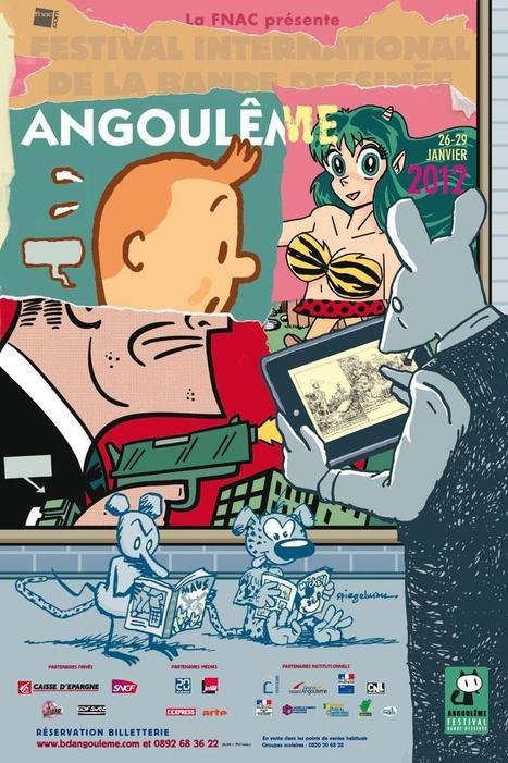 Angoulême 2012: un festival ouvert sur lemonde | Libération | Rapprocher les bibliothèques-médiathèques de la vraie vie | Scoop.it
