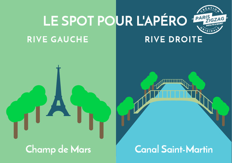 Rive droite vs Rive gauche   PASSION FLE   Scoop.it