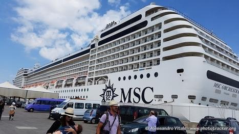 Navi da crociera moderne, il turismo che viene dal mare | Nautica-epoca | Scoop.it
