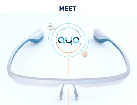 AYO: Light-based, Energy-Boosting Wearable | lifehacking | Scoop.it