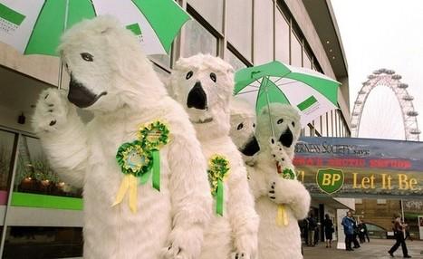 Risque carbone : BP et Shell sous la pression des investisseurs | Transition-énergétique & écologique | Scoop.it