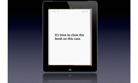 Appeals court denies Apple's bid to remove antitrust monitor in e-books case | Ebook and Publishing | Scoop.it