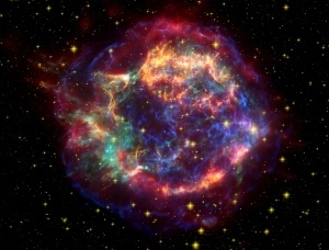 Supernova left its mark in bacteria: Radioactive iron may be first fossil imprint of a nearby cosmic explosion | GOVERNMENTaNdLAW | Scoop.it