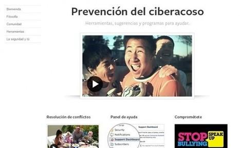La sección anti-bullying de Facebook comienza a tomar forma en Europa | psicología y apego | Scoop.it