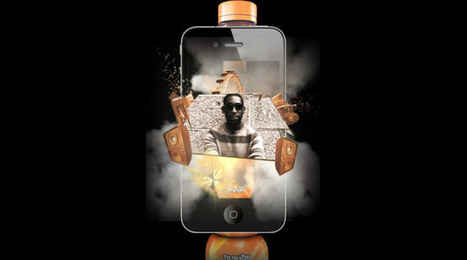 Lucozade bottles come to life with augmented reality | Digital Marketing Power | Scoop.it
