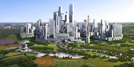China Is Building A Huge Eco-City Where No One Will Need To Drive   Benoit Massé Tech Trends   Scoop.it