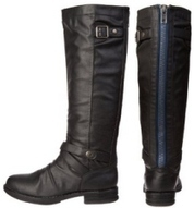 Madden Girl Black Riding Boots | Fashion | Scoop.it