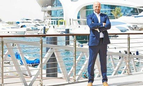 Cédric Le Rest.  En pôle position à Abu Dhabi | Industrie du nautisme et de la plaisance | Scoop.it